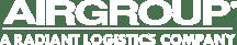 Airgroup Logo 300 PPI White