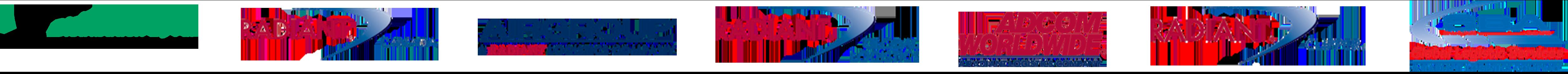 Network brand logos