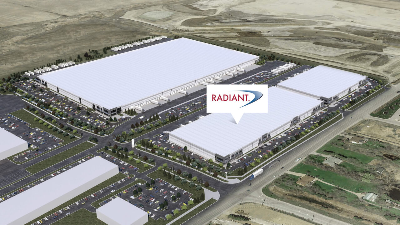 Radiant Caledon Warehouse